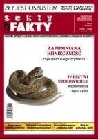 Okładka książki Sekty i Fakty. Kwartalnik informacyjno-profilaktyczny. Nr 2007/2
