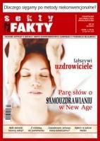Okładka książki Sekty i Fakty. Kwartalnik informacyjno-profilaktyczny. Nr 2007/4