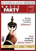 Okładka książki Sekty i Fakty. Kwartalnik informacyjno-profilaktyczny. Nr 2008/1