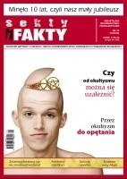 Okładka książki Sekty i Fakty. Kwartalnik informacyjno-profilaktyczny. Nr 2008/4
