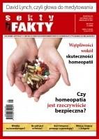 Okładka książki Sekty i Fakty. Kwartalnik informacyjno-profilaktyczny. Nr 2009/1-2