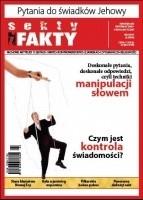Okładka książki Sekty i Fakty. Kwartalnik informacyjno-profilaktyczny. Nr 3-4/2009
