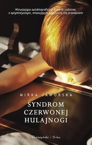 Okładka książki Syndrom czerwonej hulajnogi