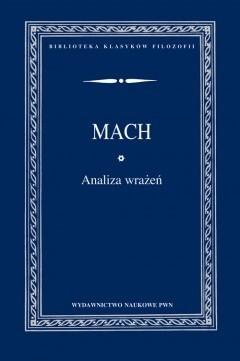 Okładka książki Analiza wrażeń i stosunek sfery fizycznej do psychicznej