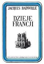 Okładka książki Dzieje Francji