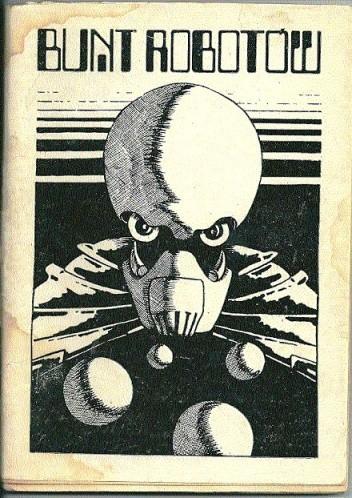 Okładka książki Bunt robotów