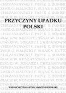 Okładka książki Przyczyny upadku Polski. Odczyty