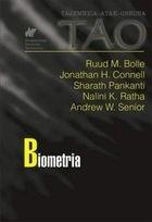 Okładka książki Biometria