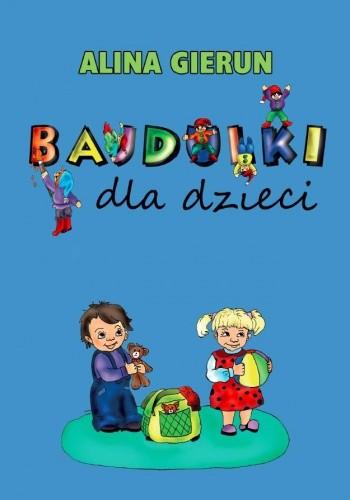 Okładka książki Bajdulki dla dzieci