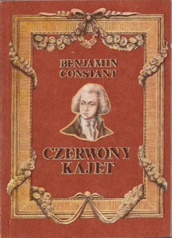Okładka książki Czerwony kajet
