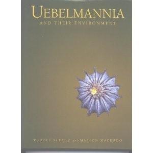 Okładka książki Uebelmannia and Their Environment