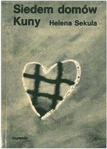 Okładka książki Siedem domów Kuny