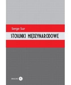 Okładka książki Stosunki międzynarodowe