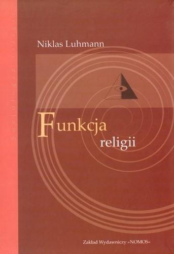 Okładka książki Funkcja religii