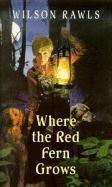 Okładka książki Where the Red Fern Grows