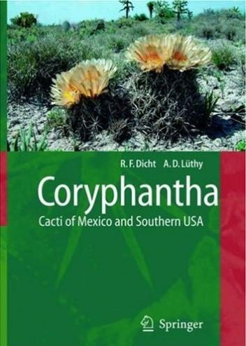 Okładka książki Coryphantha
