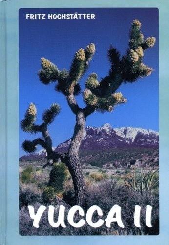 Okładka książki Yucca II