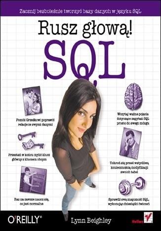 Okładka książki Rusz głową! SQL