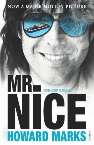 Okładka książki Mr Nice