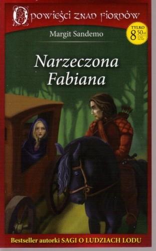 Okładka książki Narzeczona Fabiana