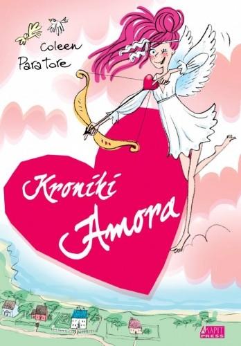 Okładka książki Kroniki Amora