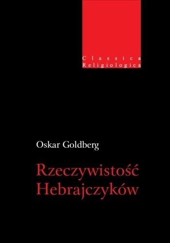 Okładka książki Rzeczywistość Hebrajczyków