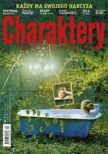 Okładka książki Charaktery, nr 2 / 2013