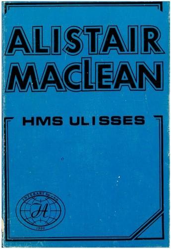 "Okładka książki H.M.S. ""Ulisses"""
