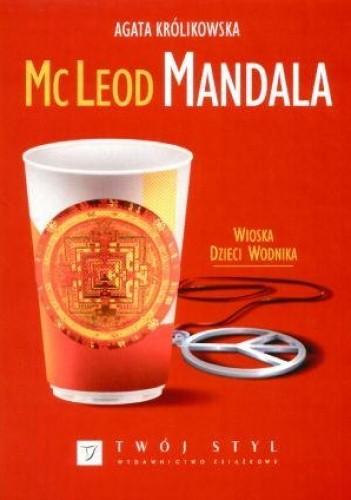 Okładka książki McLeod Mandala. Wioska dzieci Wodnika