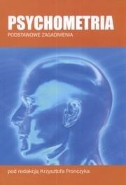 Okładka książki Psychometria Podstawowe zagadnienia