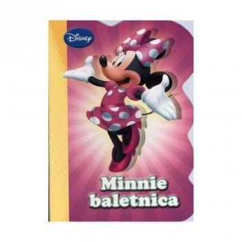Okładka książki Minnie baletnica