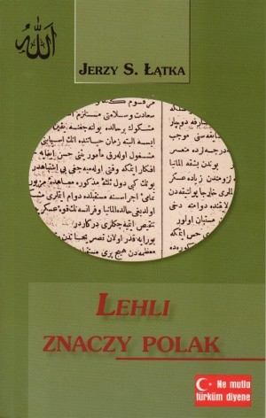 Okładka książki Lehli znaczy Polak.