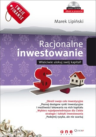 Okładka książki Twoje finanse. Racjonalne inwestowanie