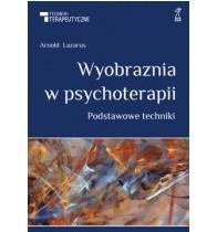 Okładka książki Wyobraźnia w psychoterapii