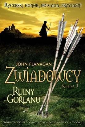 Okładka książki Zwiadowcy 1. Ruiny Gorlanu