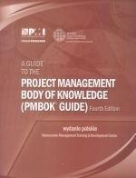 Okładka książki Kompendium wiedzy o zarządzaniu projektami (PMBoK) - wydanie 4