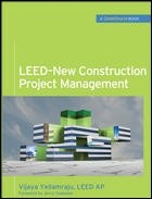 Okładka książki LEED - New Construction Project Management