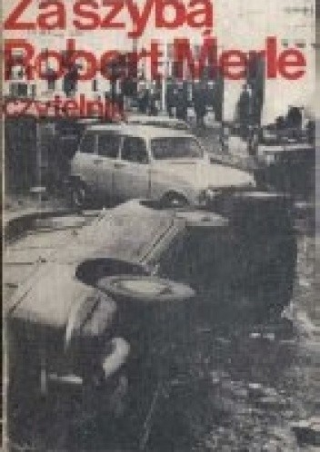 Okładka książki Za szybą