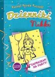 Okładka książki Zapraszam na party!