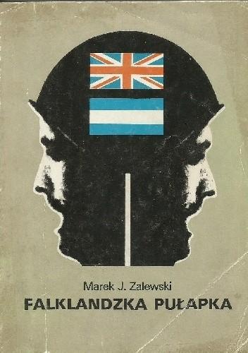 Okładka książki Falklandzka pułapka
