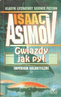 Okładka książki Gwiazdy jak pył