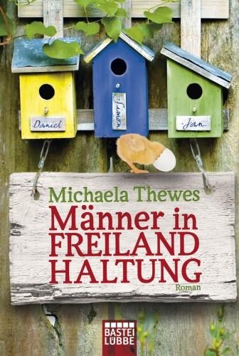Okładka książki Männer in Freilandhaltung