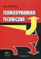 Okładka książki Termodynamika Techniczna