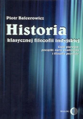 Okładka książki Historia klasycznej filozofii indyjskiej