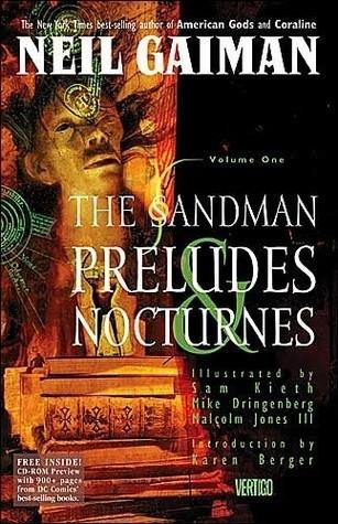 Okładka książki The Sandman. Preludes & Nocturnes