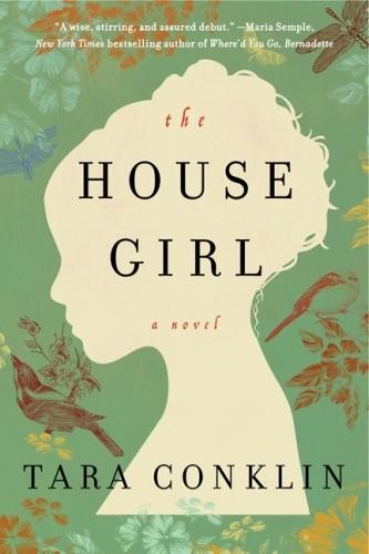 Okładka książki The House Girl