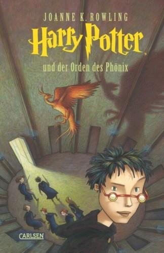 Okładka książki Harry Potter und der Orden des Phönix