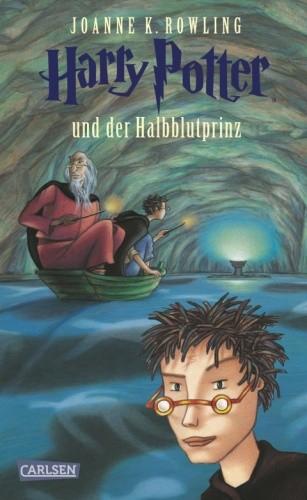 Okładka książki Harry Potter und der Halbblutprinz