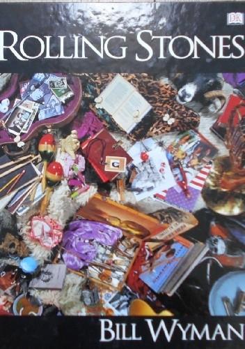 Okładka książki The Rolling Stones