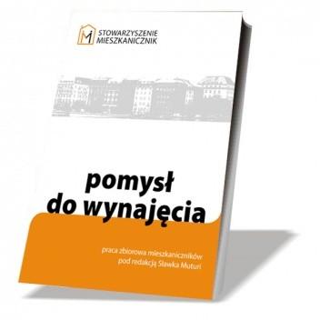 Okładka książki Pomysł do wynajęcia